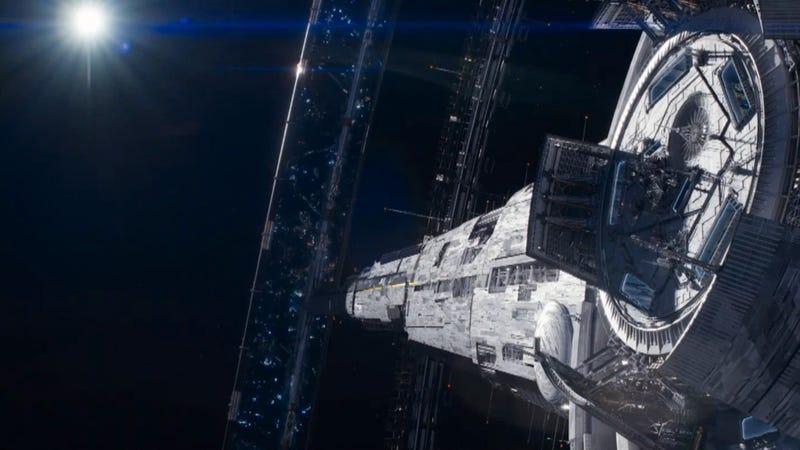 Illustration for article titled First trailer for Elysium proves that Neill Blomkamp's still got it