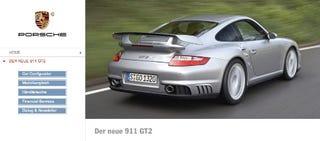 Illustration for article titled Porsche 911 GT2 Online