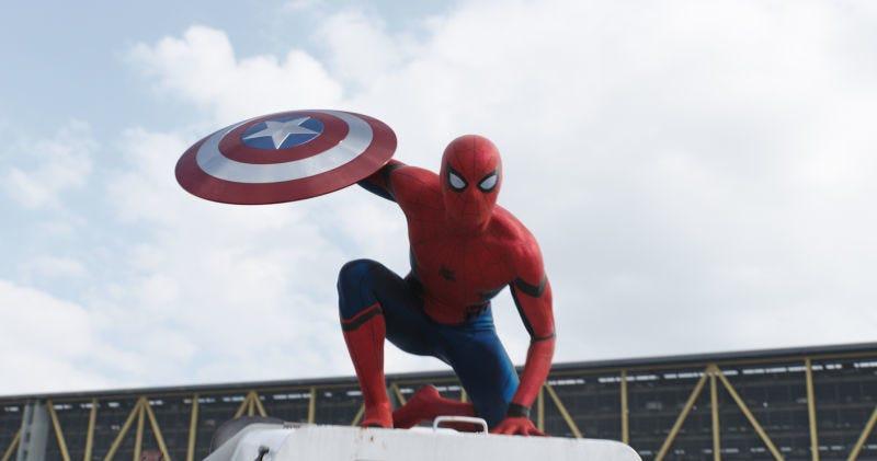 Illustration for article titled El nuevo Spider-Man estará en al menos seis películas de Marvel, incluyendo su propia trilogía