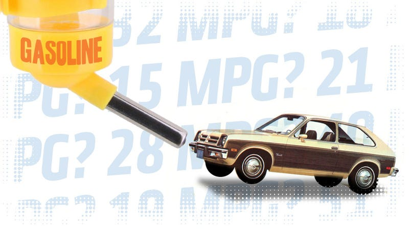 Illustration for article titled The Way We Rate Miles Per Gallon Is Completely Broken