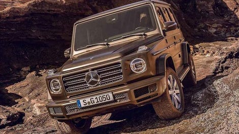 What It Means For Off-Roaders Now That The Mercedes G-Class