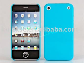 Illustration for article titled Leaked: iPhone 5 Case Shows Edge-to-Edge Screen, Displaced Camera Flash