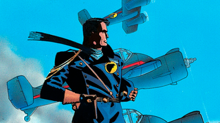 Illustration for article titled Steven Spielberg is making a movie based on old DC war comic Blackhawk