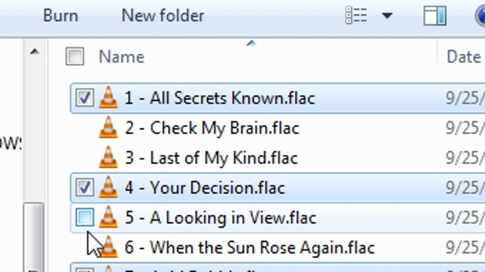 Windows 7 apply to all folders disabled dating