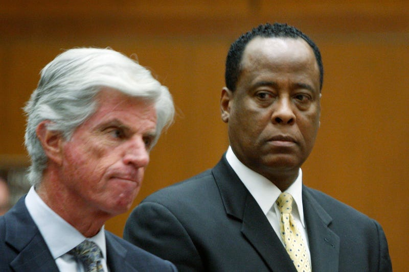 Dr. Conrad Murray will stand trial for the death of pop icon Michael Jackson.