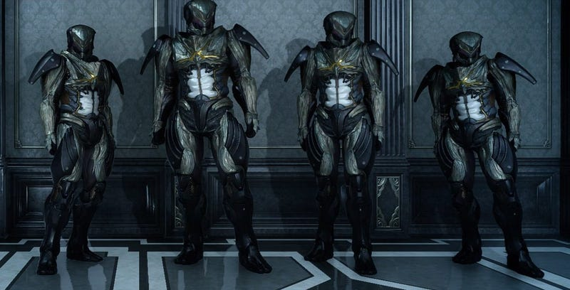 Final Fantasy XV goes sci-fi with super-powered exosuits