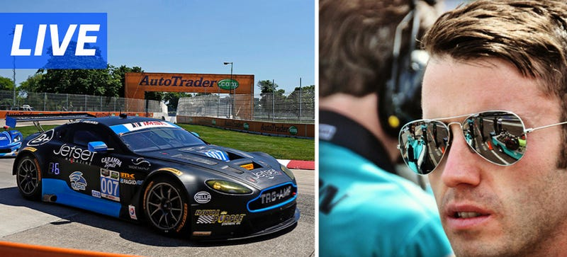 Illustration for article titled Ask Aston Martin Racing Factory Driver James Davison Anything You Want