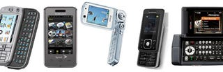 Illustration for article titled Question of the Day: Which Cellphone Style Do You Prefer?