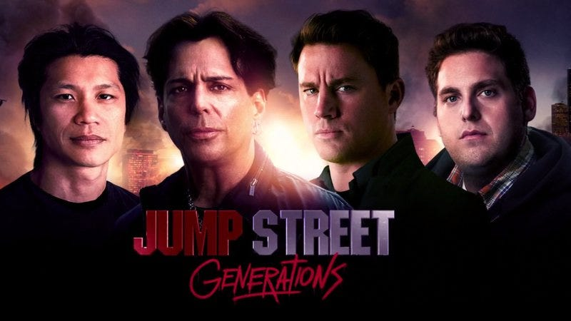 22 jump street release date in Brisbane