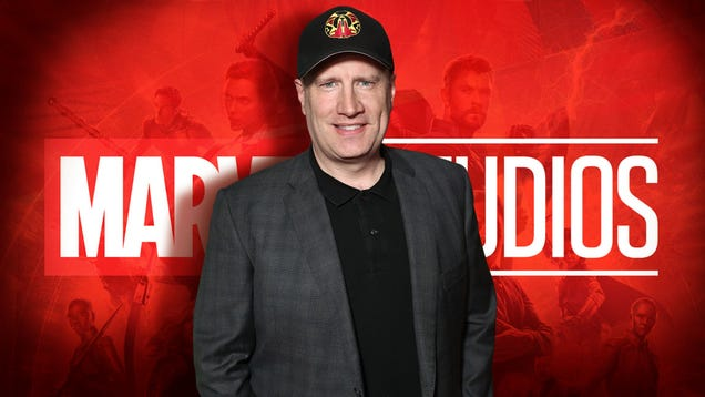 Marvel Studios head Kevin Feige on how he convinced everyone The Avengers mattered