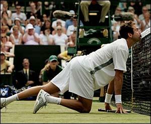 Illustration for article titled Justin Gimelstob: Tennis Shlub, Sound Bite Provocateur