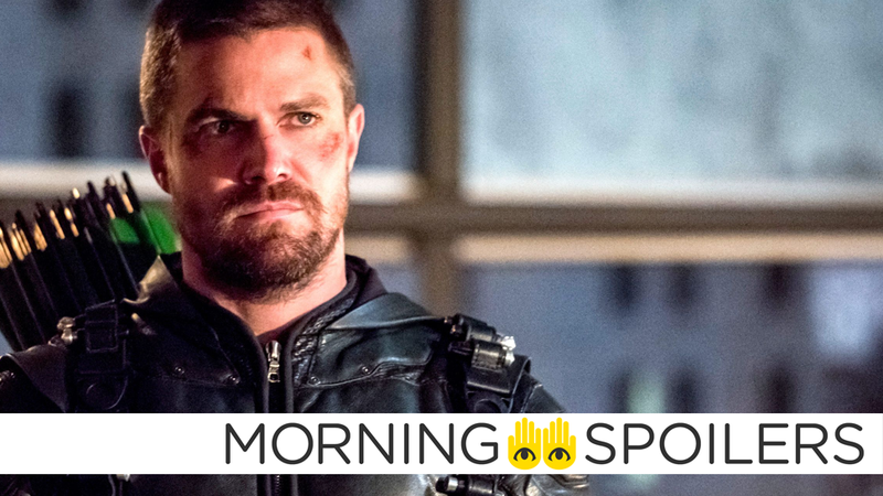 Who could replace Oliver Queen in the universe he helped birth?