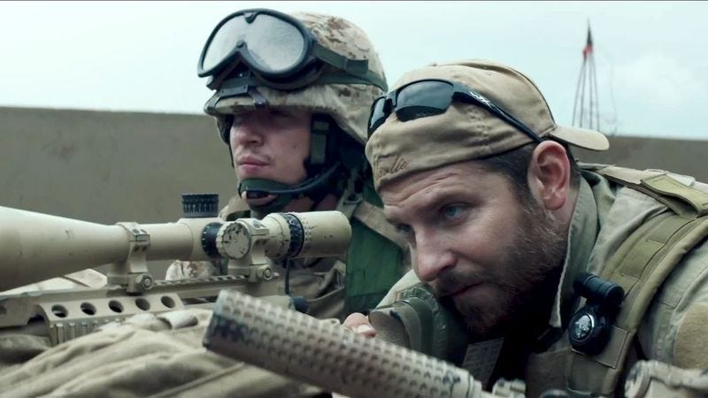 Illustration for article titled American Sniper to be released in IMAX