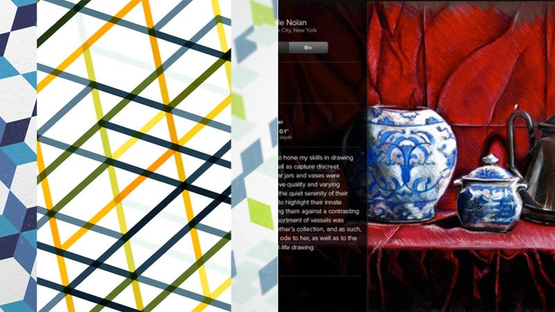 Illustration for article titled iPad Apps of the Week: Glasses.com, ARTtwo50, and More