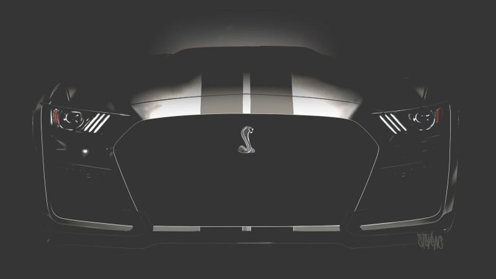 The 2020 ford mustang gt500 will have 720 hp if this spec sheet is for real
