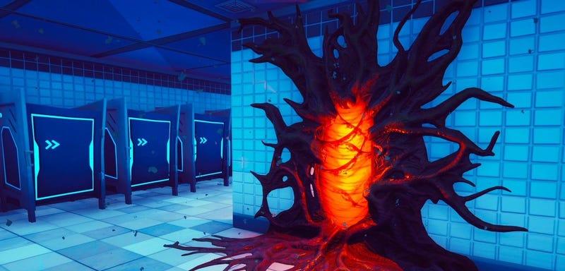 Illustration for article titled Fortnite se está llenando de portales de Stranger Things