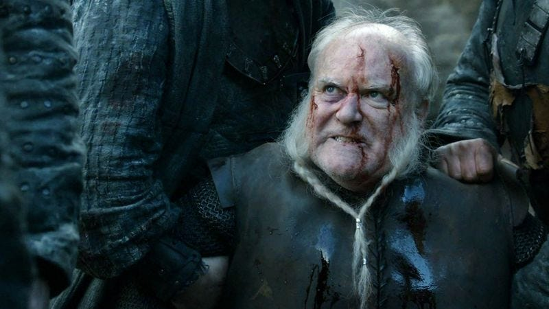 Illustration for article titled 'Game Of Thrones' Running Out Of Unkempt Old Men To Cast