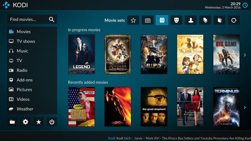 Image result for kodi app fire stick
