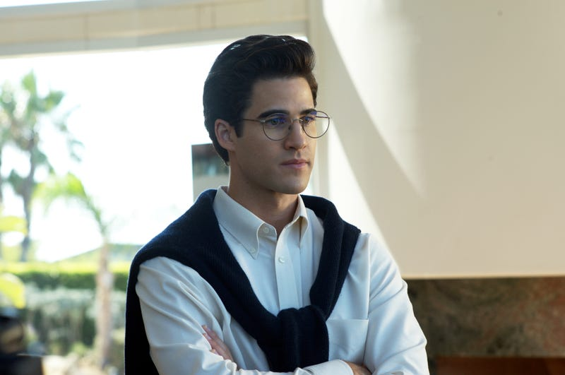 Darren Criss as Andrew Cunanan. CR: Suzanne Tenner/FX