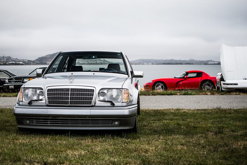 This Car Show Gloriously Celebrates Your '80s And '90s Dream Machines