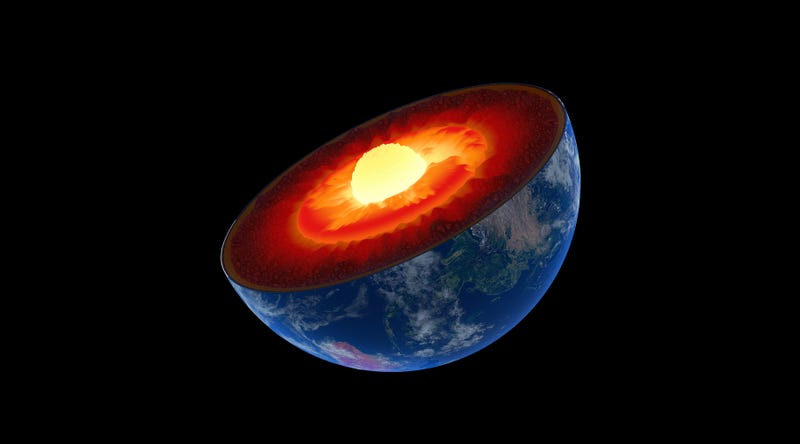 We Were Totally Wrong About What's Happening Inside Earth's Mantle