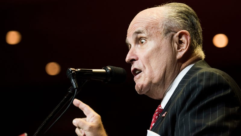 Illustration for article titled Rudy Giuliani: 'I'm Not Going to Get Fired!'