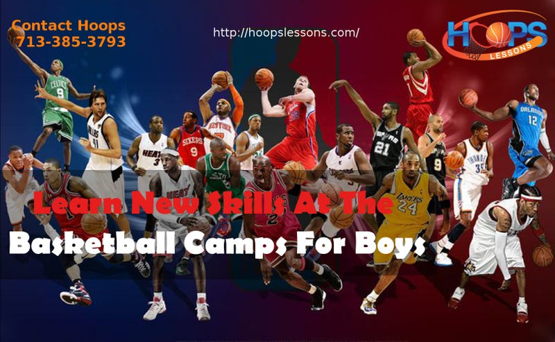 Illustration for article titled Learn New Skills At The Basketball Camps For Boys