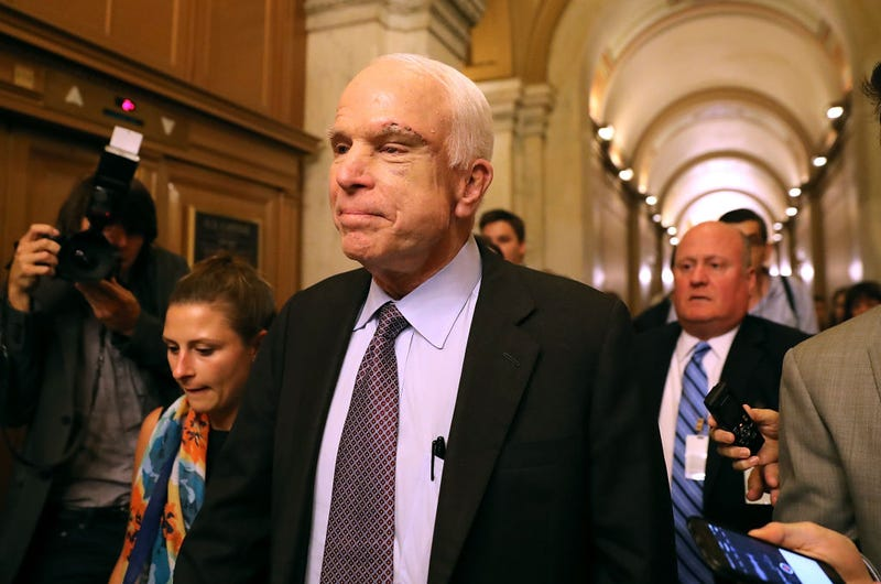 Illustration for article titled John McCain Was a White American Hero