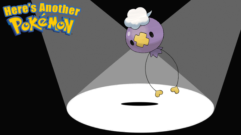 Illustration for article titled Drifloon Steals Children And Was Created By Ghosts
