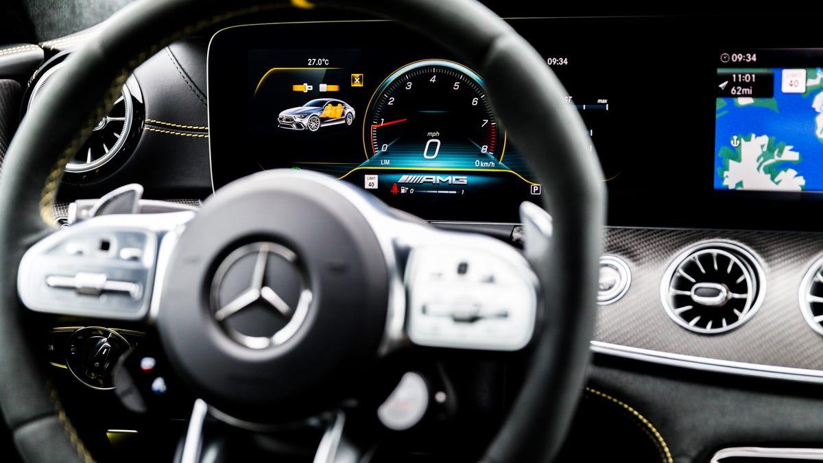 The 2019 Mercedes-AMG GT 63 S 4-Door Gives The Porsche Panamera A