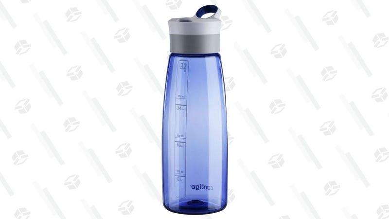 Contigo Autoseal Grace Water Bottle, 32 oz   $9   Amazon