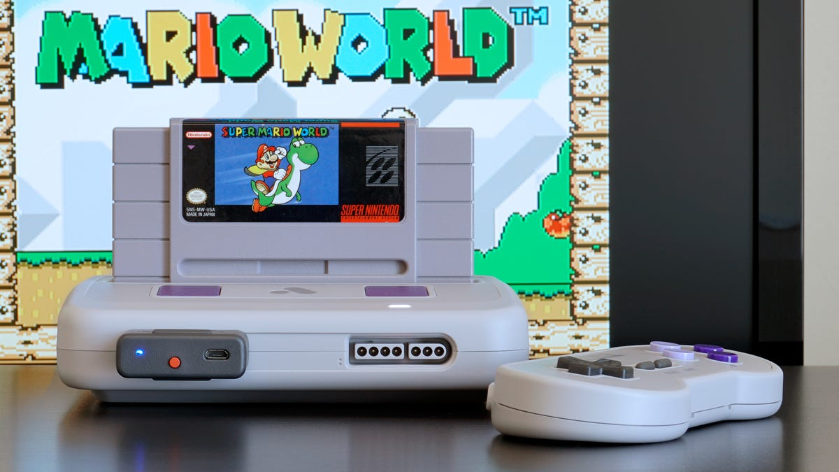 This Upgraded Super Nintendo Clone Rekindled My Love of 16
