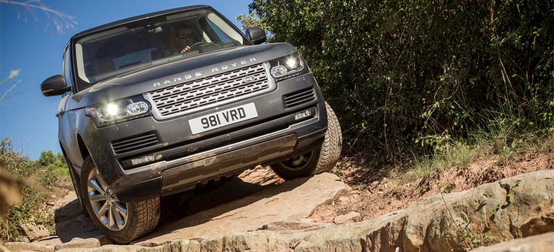 Illustration for article titled Land Rover's Off-Road Cruise Control Really Works And I Hate It