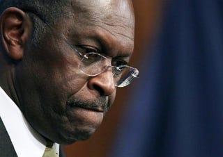GOP presidential hopeful Herman Cain (Getty Images)