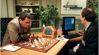 Illustration for article titled Fifteen Years Ago Today, a Computer Became the World's Best Chess Player