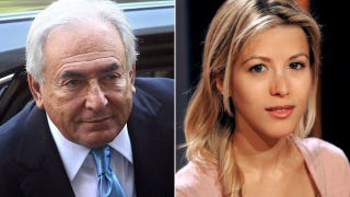 DSK is preparing for his battle with accuser Banon. (Google)