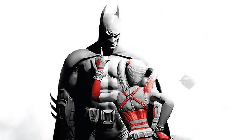 Illustration for article titled Is Harley Quinn Arkham City's Most Subversive Character?
