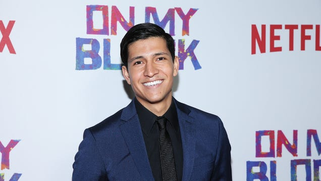 Actor Danny Ramirez Is Joining the Cast of The Falcon & the Winter Soldier
