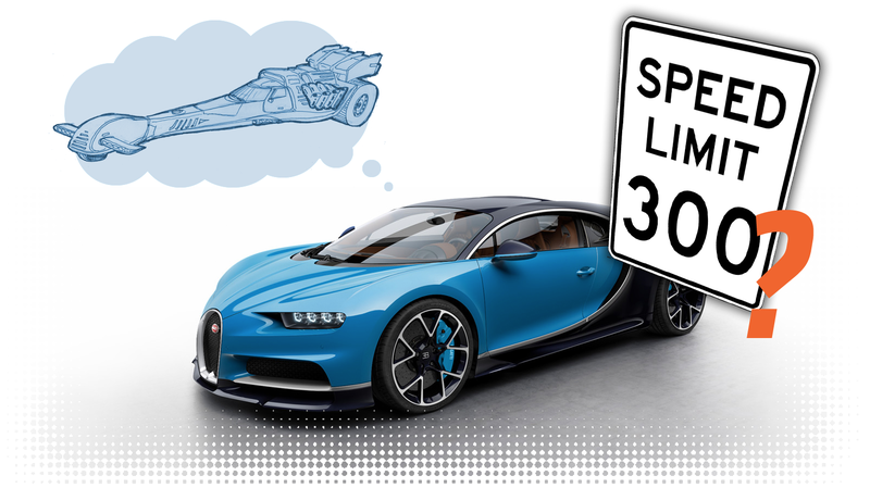 Illustration for article titled You're A Fool If You Buy A Bugatti Chiron Because I Have A Much Better Idea