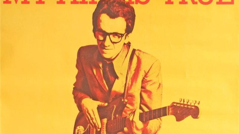 Illustration for article titled With his second single, Elvis Costello was already fully formed
