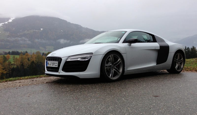 Illustration for article titled Audi Will Put The Next Generation R8 On A Diet