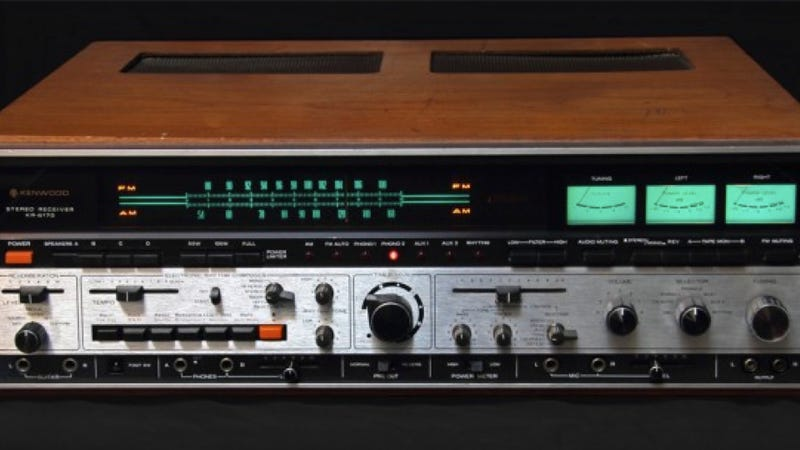 Hey Audiophile Five Baller Vintage Amps That Are Dirt Cheap