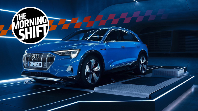 Illustration for article titled Audi's Electric SUV Is Already Having a Hard Time