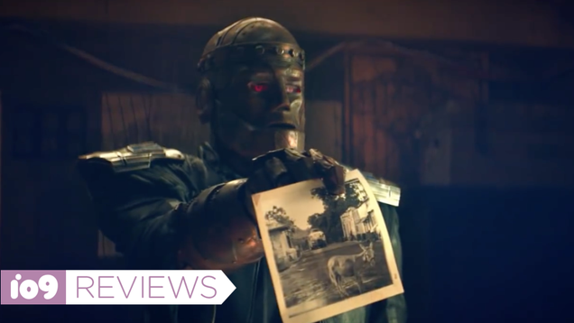 DC Universe s Doom Patrol Is One for the Weirdos