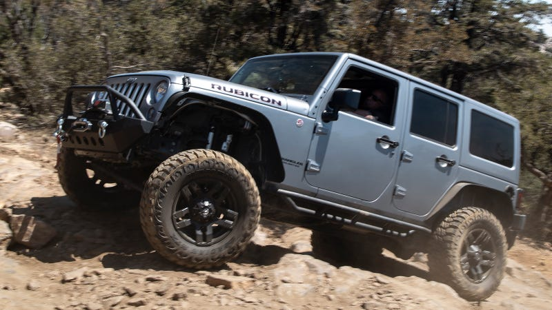 Image from a Nexen off-road tire test run in Big Bear. Story coming soon.