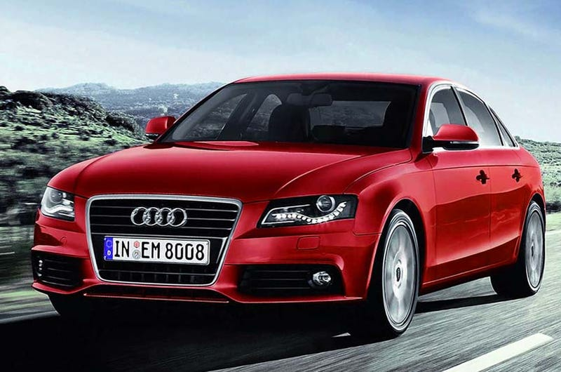 New Audi A TDI Gets MPG Everywhere But USA - Audi a4 mpg