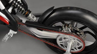 Illustration for article titled Daily Desired: This Electric Motorcycle Concept Looks Vicious