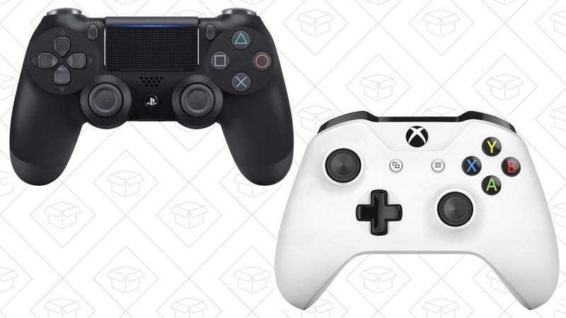 DualShock 4 Controller, $38 with code MERCH15Xbox One S Controller, $38 with code EMCBBRH78