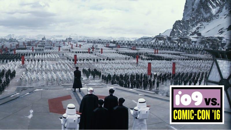 Illustration for article titled Star Wars: Aftermath Author Teases Jakku Battle for Trilogy's End