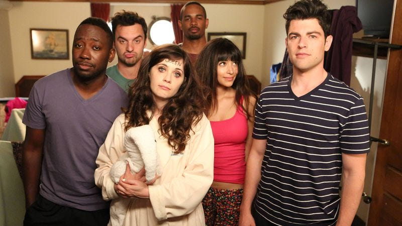 "New Girl: ""Cruise"""